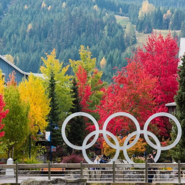 Fall in Love with Whistler